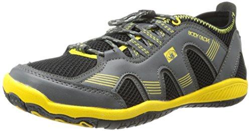 Body Glove Men's Dynamo Water Shoe,Black/Yellow,11 M US