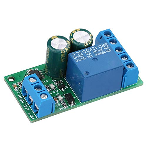 YWBL-WH Water Level Controller Module DC 12-15V(AC 9-12V) Automatic Liquid Control Switch Module for Fish Tank Aquarium