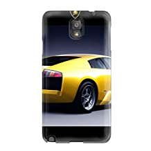 Amy Morrison Case Cover For Galaxy Note 3 - Retailer Packaging Lamborghini Murcielago 8 Protective Case
