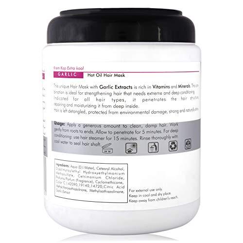 Krem Kap Extra Kool Garlic Hair Mask - 1000 ml