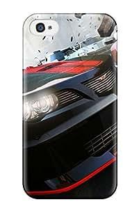 Defender Case For Iphone 4/4s, Ridge Racer Unbounded 2012 Pattern