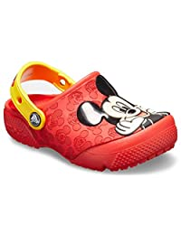 Crocs Unisex-Child Fun Lab Mickey Clog Clog