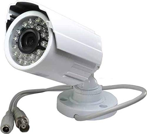 960TVL Waterproof CCTV Camera IR 24 LEDs Color Night Vision Wide Angle Security System 3.6mm Lens