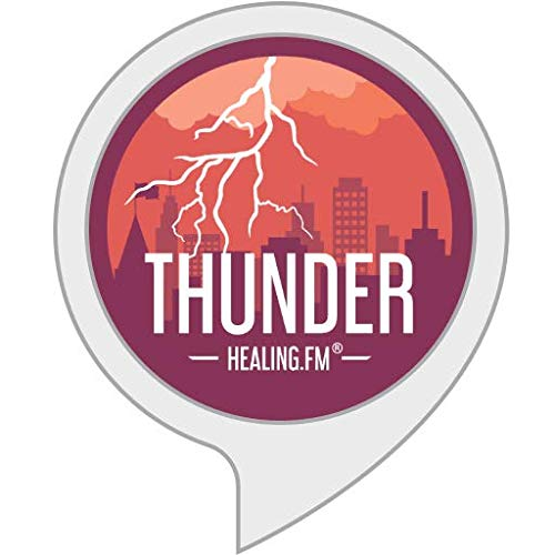 Thunder Sounds by Healing FM