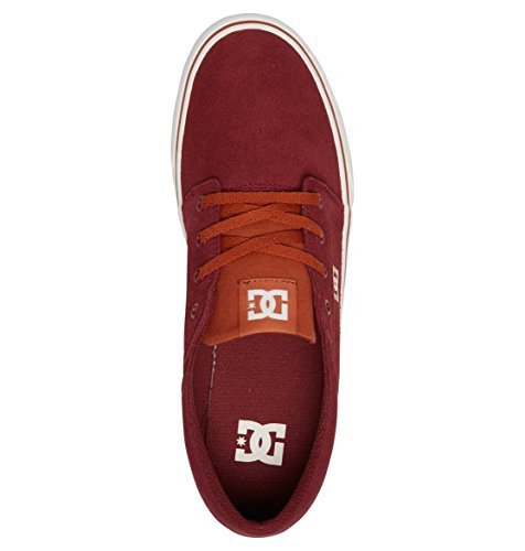 largest supplier sale online DC Shoes Men's Trase Sd Trainers Red (Burgundy/Tan Bt3) cheap hot sale 1tWa7umZLy