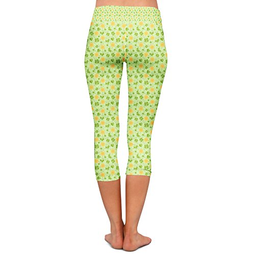 Queen of Cases - Legging - Femme vert vert