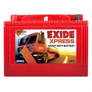 Exide Xpress Heavy Duty Battery 12 Volt 800 AH Maintenance Battery
