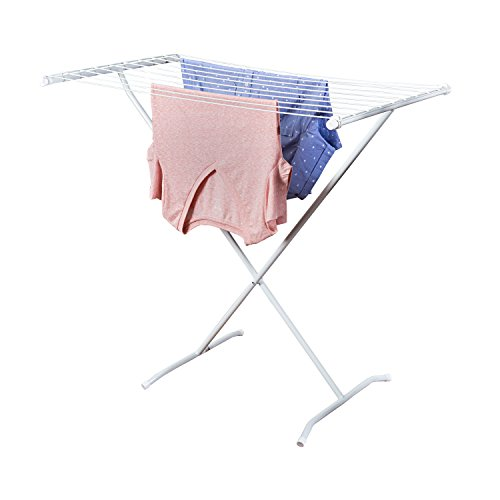 olding Drying Rack, X-Frame Design ()