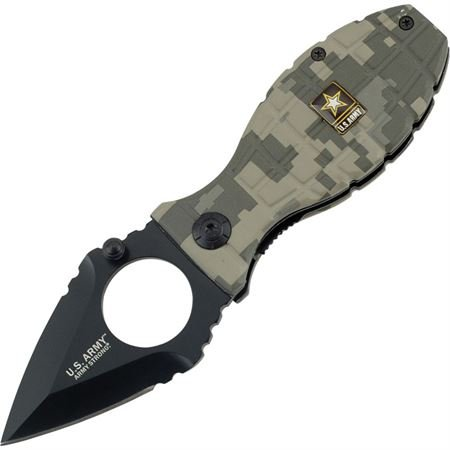 U.S. Army A-A1001DG SPRING ASSISTED KNIFE 3.5