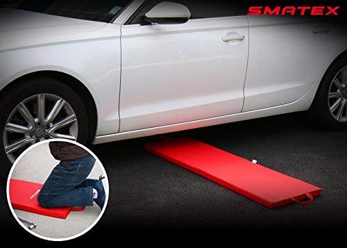 Smatex SM-09 Auto Car Portable Multi-purpose Maintenance Repair Garage Mat Cushion Pad Bed Floor Carpet for Auto Mechanic Waterproof by Smatex (Image #1)