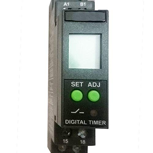 Digital Misting Timer by mistcooling