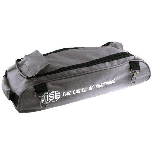 Vise Shoe Bag Add-On Three Ball Tote, Grey