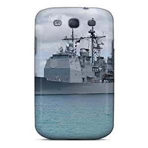 New Arrival MaSKPGl5678fhDMl Premium Galaxy S3 Case(uss Port Royal)