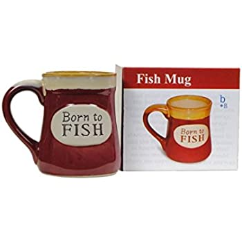 Image result for Born To Fish Coffee Mug