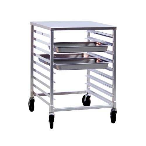- Newage Industrial 1501 Steam Table Pan Rack, Half Size, 18 Pan Capacity, 3