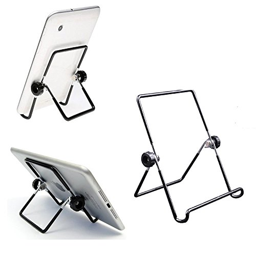 Universal Desktop foldable stand for tablets, e-readers, etc