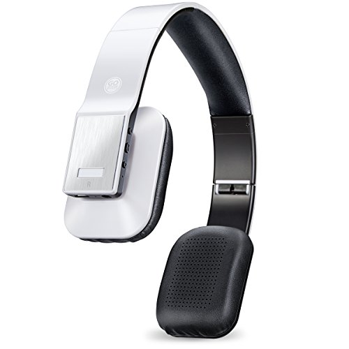 GOgroove BlueVIBE Over Ear Bluetooth Headphones