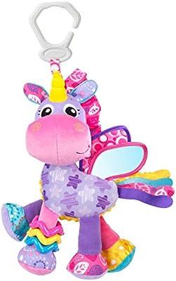 Playgro Peluche de Actividades Stella el Unicornio, Juguete para ...
