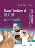 Nurses' Handbook of Health Assessment [With CDROM], Janet R. Weber, 1609137442