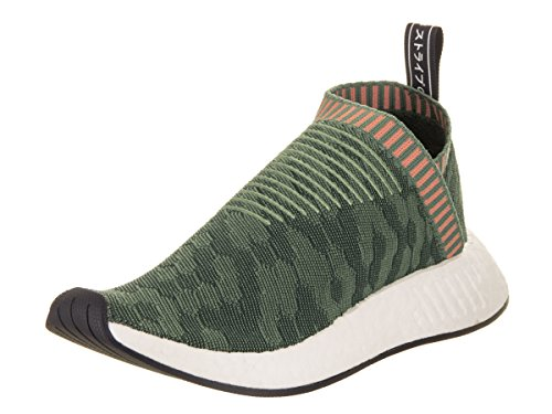 adidas Originals Womens NMD_cs2 PK W Sneaker Trace Green/Trace Green/Trace Pink 0TTEyL4W