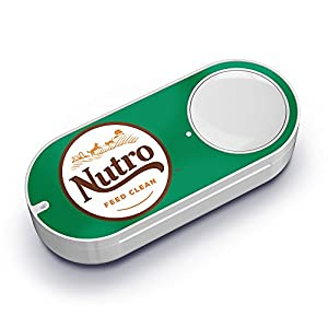 Nutro Dash Button by Amazon