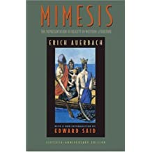 Mimesis: The Representation of Reality in Western Literature - Fiftieth-Anniversary Edition