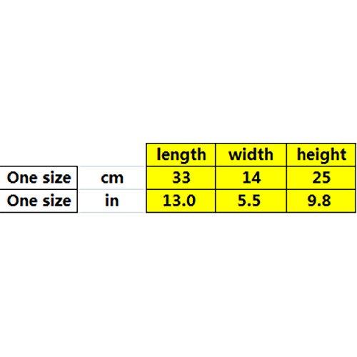 Zhi Elaborazione Diagonale Pink Wu Signore Borsetta Dell'unità Di Della Borsa BnqnxZC4dw