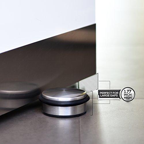 Stainless Steel Door Stopper (3 Pack) U2013 Premium SofiHome Top Durability Door  Stops With