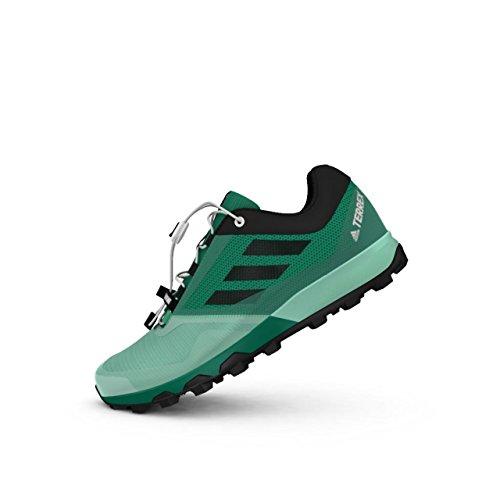 adidas Terrex Trailmaker W, Chaussures de Randonnée Femme, Vert (Verde Verbas/Negbas/Versen), 42 EU