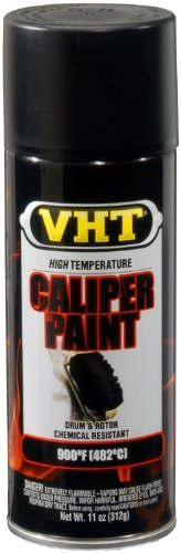 - VHT SP739 Satin Black Brake Caliper Paint Can - 11 oz. by VHT