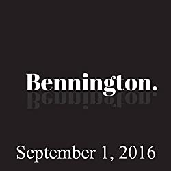 Bennington Archive, September 1, 2016