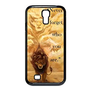 Samsung Galaxy S4 I9500 Phone Case Cover The Lion King LT9936