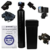 Water Softener Fleck 5600SXT Digital On-Demand 48,000 grain capacity, Complete w/ Brine Tank/ bypass...