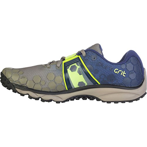 Brooks Herren Laufschuh Trail Pure Grit 4 Grau / 110202 1D 214 (US 12.5)