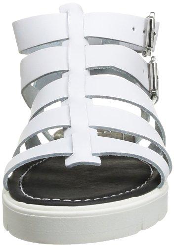 Eden 12450 Cl Damen Sandalen Weiß - weiß