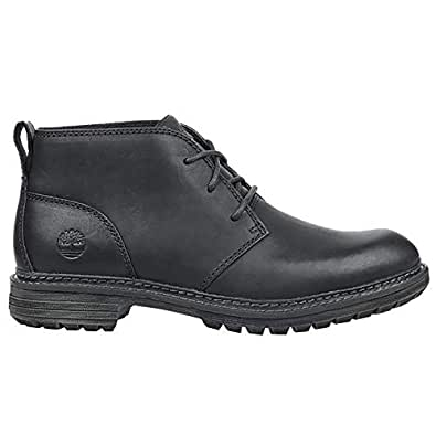 Amazon.com: Timberland Logan Bay Chukka Botas para hombre: Shoes