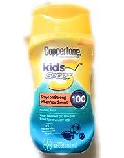 Coppertone Kids - Kids Sport SPF 100 Lotion 4 Oz (CT58004)