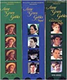 Anne of Green Gables 3 Pack (Vol. 1 - 3)