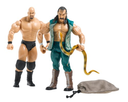 jake the snake action figure - 9