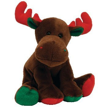 TY Beanie Baby - TRIMMINGS the Moose