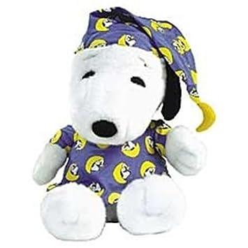 XfürU 09-356 - Snoopy - Peluche Snoopy en pijama