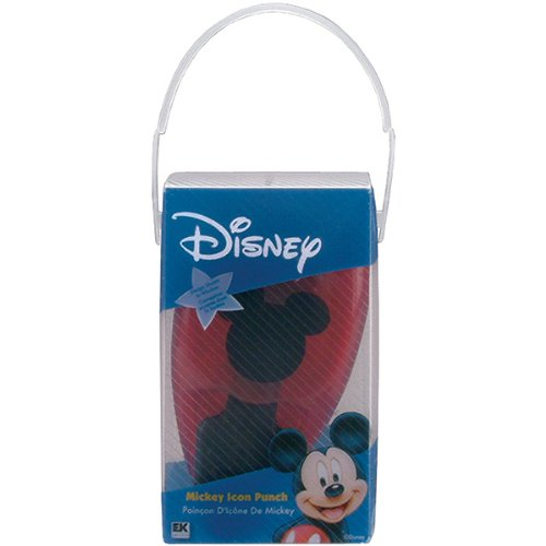 Disney Medium Punch - Disney Medium Punch-Mickey Icon 1 pcs sku# 630749MA