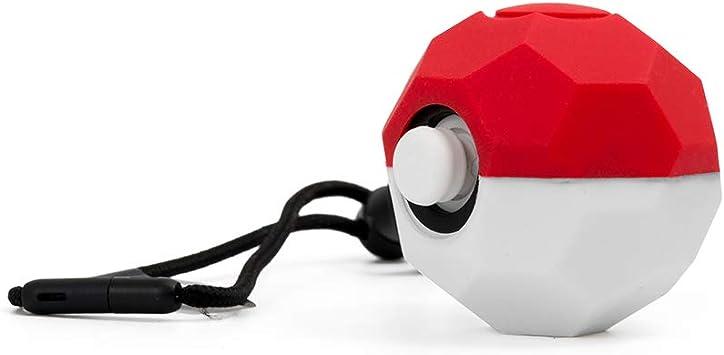 CHINFAI - Funda de Silicona para Mando Pokeball Plus, Funda Protectora con Palillos para Nintendo Switch Pokemon Lets Go Pikachu Eevee Games (3 Unidades): Amazon.es: Electrónica