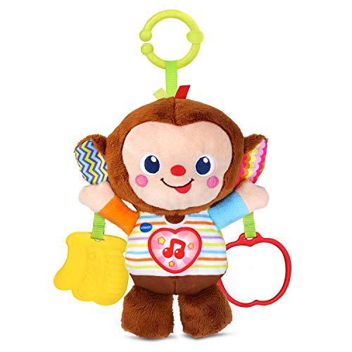 - VTech Cuddle and Swing Monkey