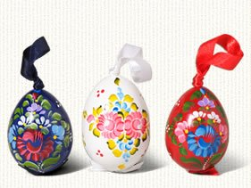 Hand Painted Eggs - 6