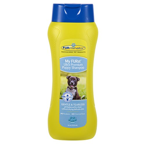 Ultra Premium Puppy Shampoo, 16-Ounce (285315) ()