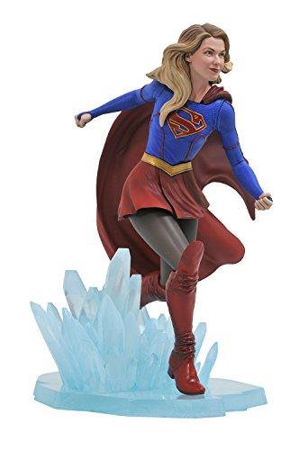 Diamond Select Toys DC Gallery: Dctv Supergirl Pvc Vinyl Figure Superman Vinyl Statue
