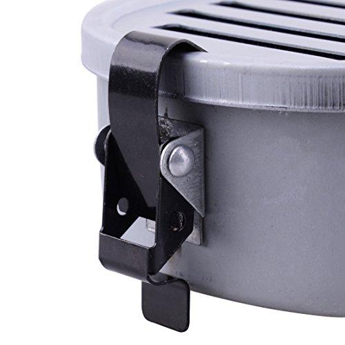 Luftfilterbaugruppe mit Filterelement passend f/ür Robin EY15 EY20 Generator Engine