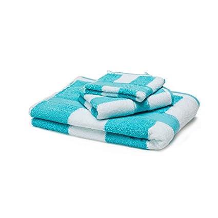 BB.er Juego de Toallas de baño de algodón Juego de Toallas absorbentes de algodón