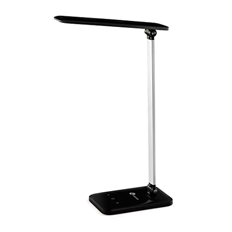 Amazon taotronics tt dl08 led desk lamp dimmable led table taotronics tt dl08 led desk lamp dimmable led table lamp cool white reading aloadofball Choice Image